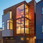 Two Homes By Zack | de Vito Architecture Share A Single Lot In San Francisco