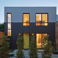 SteelHouse 1+2 By Zack | de Vito Architecture