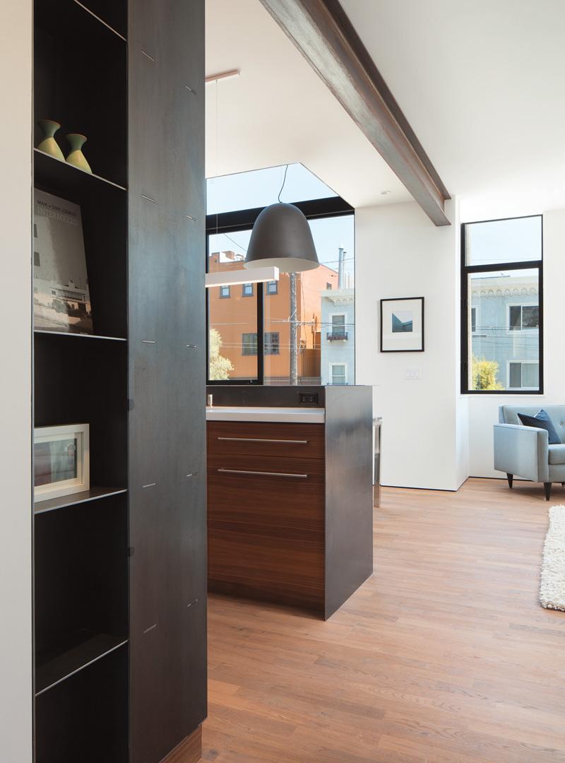 SteelHouse 1+2 By Zack   de Vito Architecture