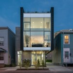 Susan Fitzgerald Architecture Design Live/Work Building With Rooftop Garden