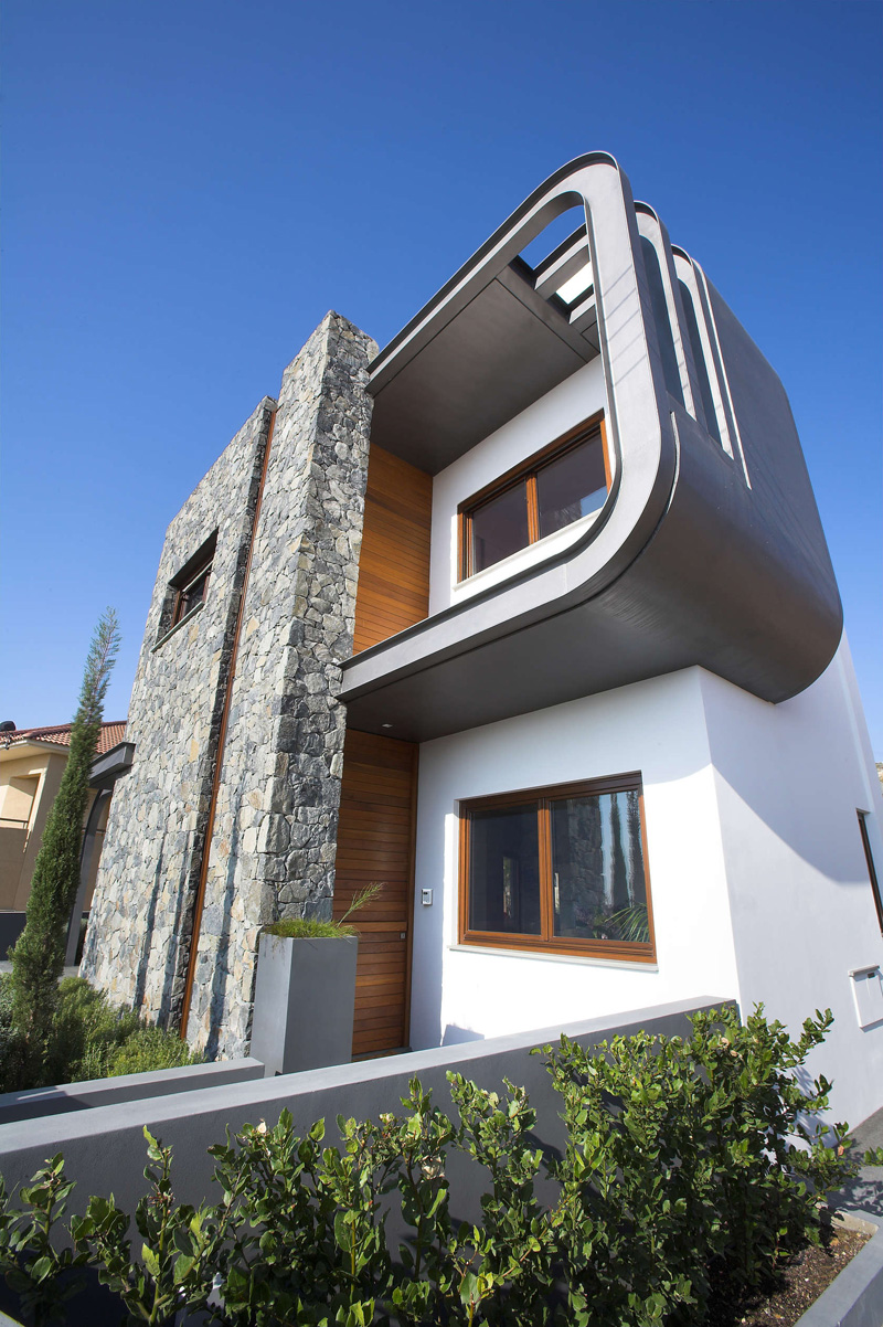 Laiki Lefkothea Residence By Tsikkinis Architecture Studio