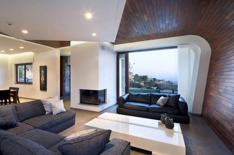 Laiki Lefkothea Residence By Tsikkinis Architecture Studio