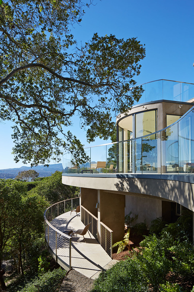 Belevedere Residence by Polsky Perlstein Architects