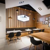 Cafeina Café By mode:lina architekci
