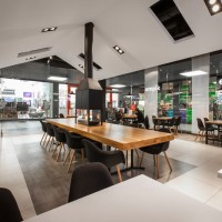 Cafeina Café By mode:lina architekci