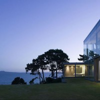 The Cliff House by Fearon Hay Architects