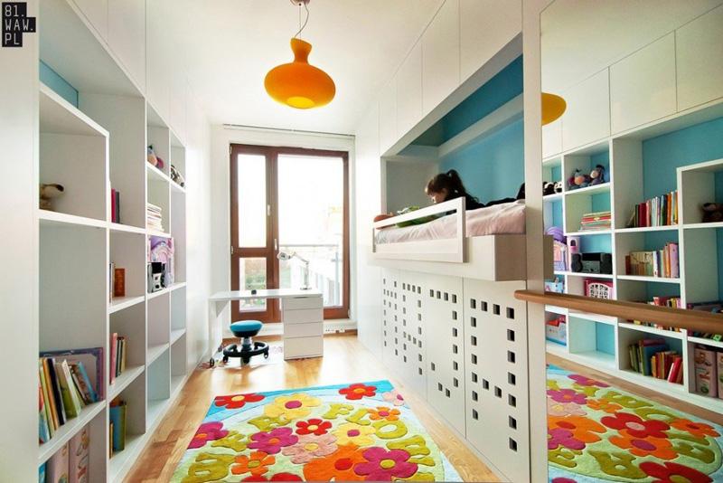 Contemporary Children's Bedrooms