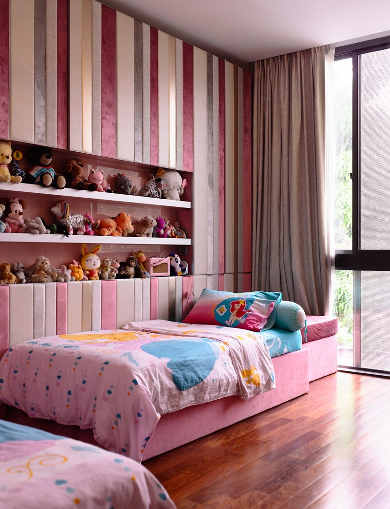 Contemporary Children's Bedrooms