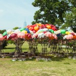 The City Of Dreams Pavilion On Governors Island In New York