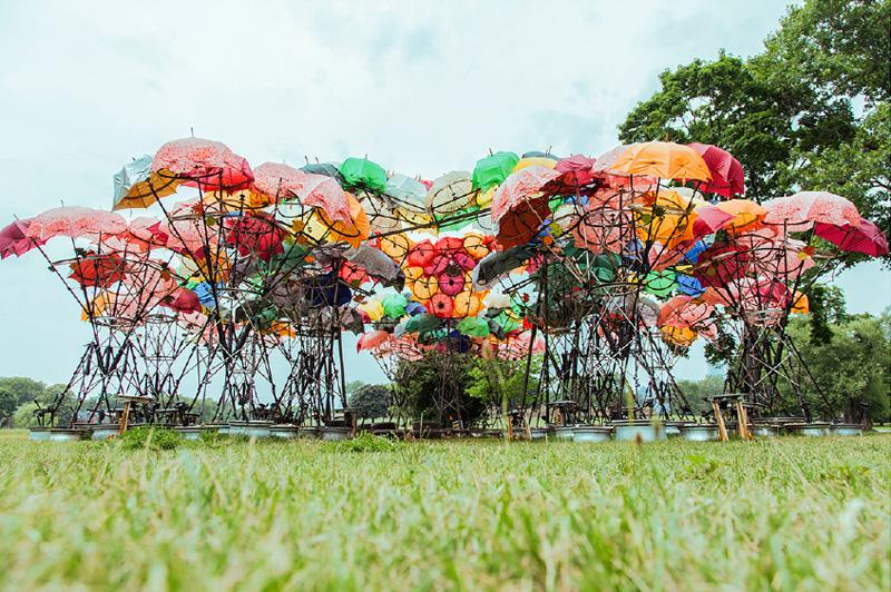 'City Of Dreams' Pavilion By Izaskun Chinchilla Architects