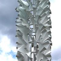 Water Tower By Matt Gagnon