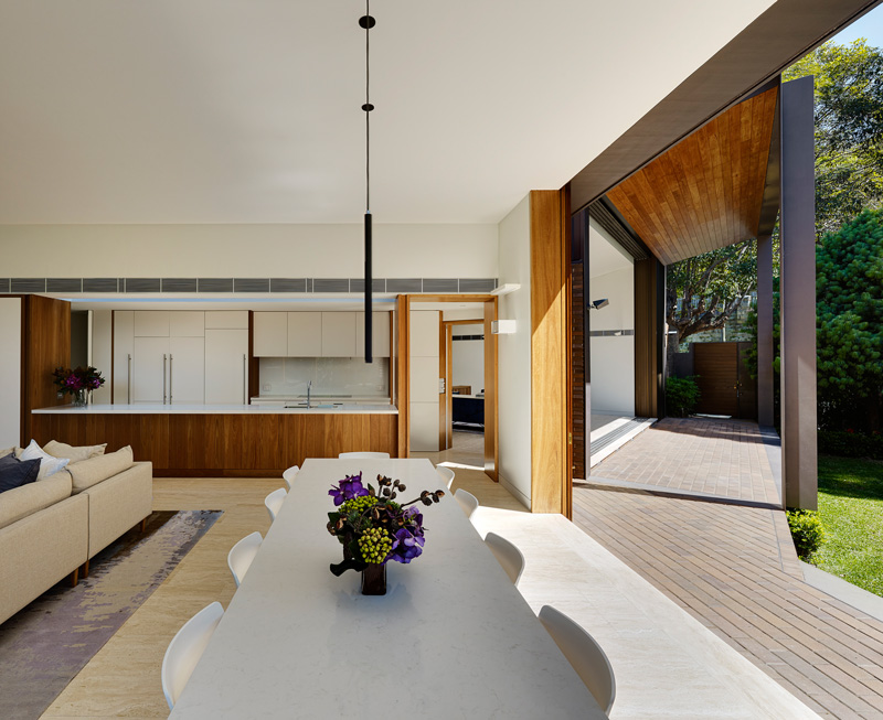 Woollahra House By Tzannes Associates