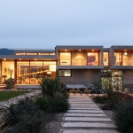 Chauriye Stäger Architects Design A Concrete Home In Chile
