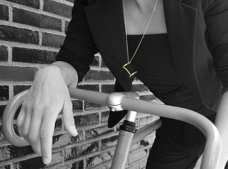 'Detour' Jewellery By Michiel Cornelissen