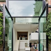 The Largest Glass Pivoting Doors In The World