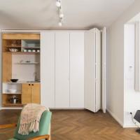 Hidden Kitchen In An Apartment By dontDIY