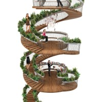 Living Staircase By Paul Cocksedge