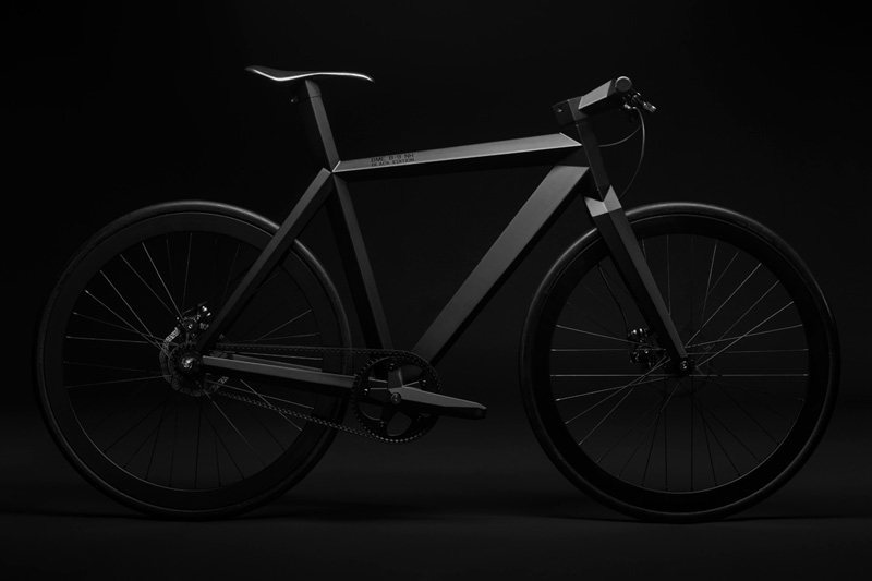 B-9 NH Black Edition Urban Stealth By BME Design