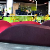 The D&A Seating System by Assaf Israel for Joynout Studio