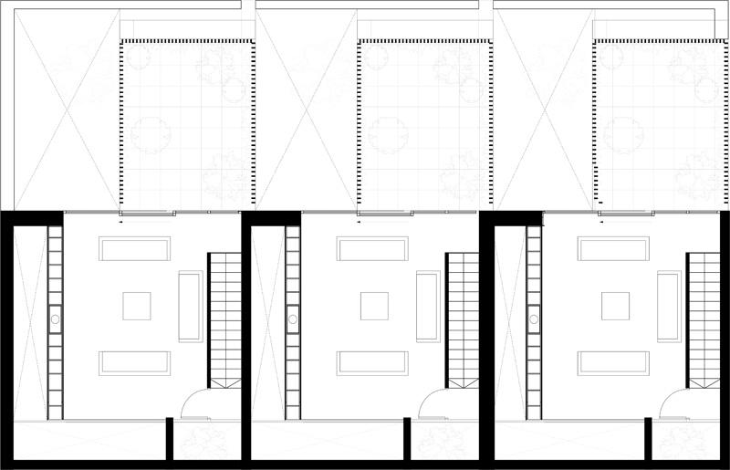 Percy Lane Mews By ODOS Architects