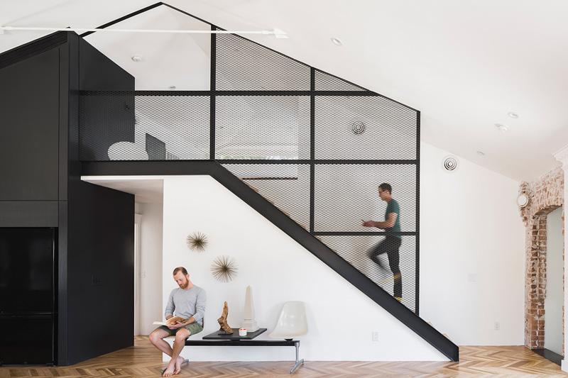 Duplex Conversion by Amy Beaumont & Joel Contreras