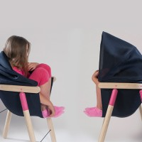 Soothing Chair By Dorja Benussi