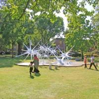 Triumph Pavilion 2015: 'Sky Pavilion'