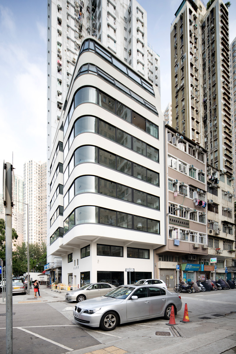 Tung Fat Building By K.P.D.O