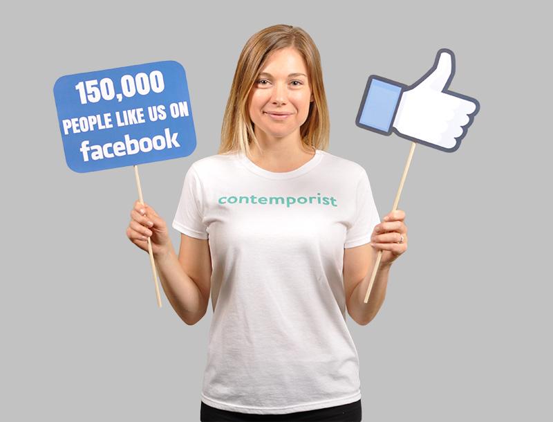 Contemporist Reaches 150,000 Fans On Facebook!