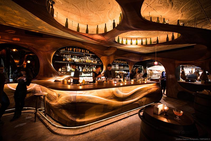 Bar Raval By PARTISANS