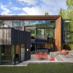 Will Bruder Architects Design A New Home In Aspen, Colorado