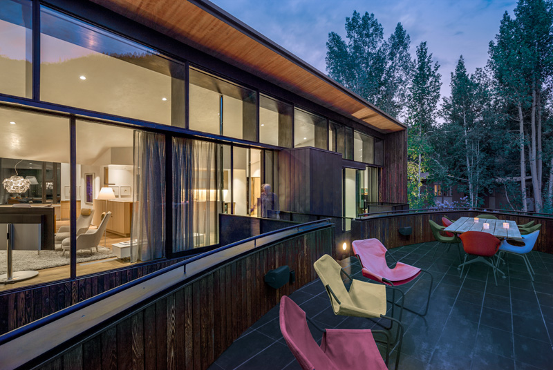 Will Bruder Architects Design A New Home In Aspen, Colorado - CONTEMPORIST - 웹