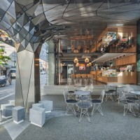 Communique Headquarters By DaeWha Kang Design