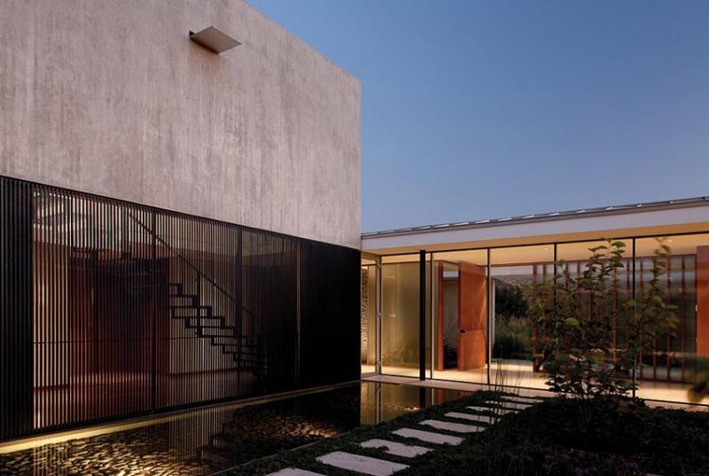 The Kübler House by 57STUDIO