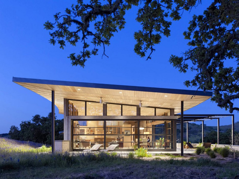 the caterpillar house by feldman architecture. Interior Design Ideas. Home Design Ideas