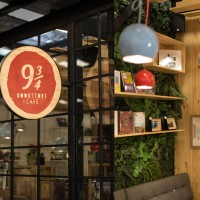 9 3/4 Bookstore + Café By Plasma Nodo