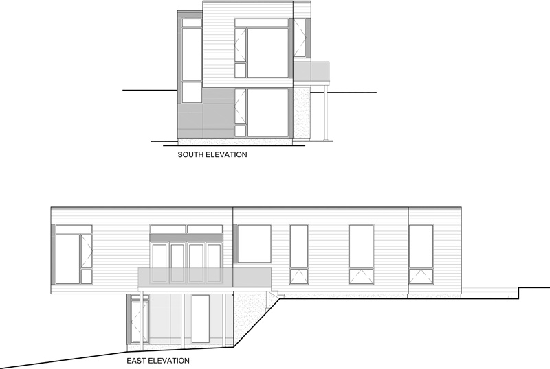 Val-des-Monts Cottage By Christopher Simmonds Architect