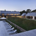 A Contemporary Home Designed To Fit Within A Historic Area