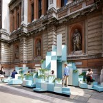 """Unexpected Hill"" Installation Opens At The Royal Academy of Arts In London"