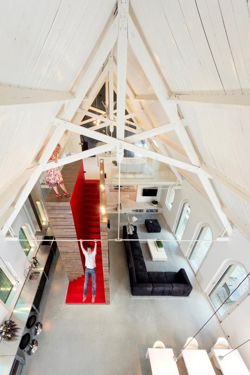 God's Loftstory by Leijh, Kappelhof, Seckel, van den Dobbelsteen Architects
