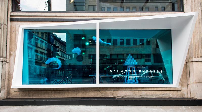 MONO Storefront by KISSMIKLOS