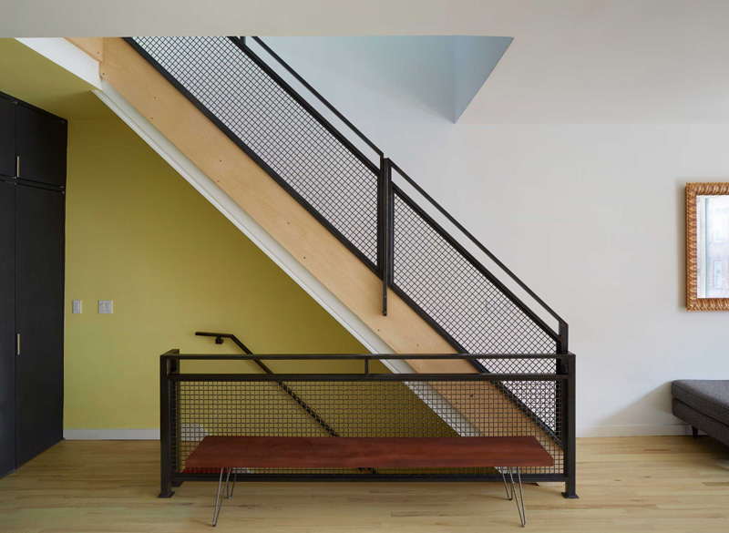 South Slope Townhouse By ETELAMAKI ARCHITECTURE