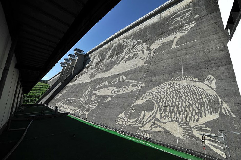Eco Mural - PGE Polish Energy Group