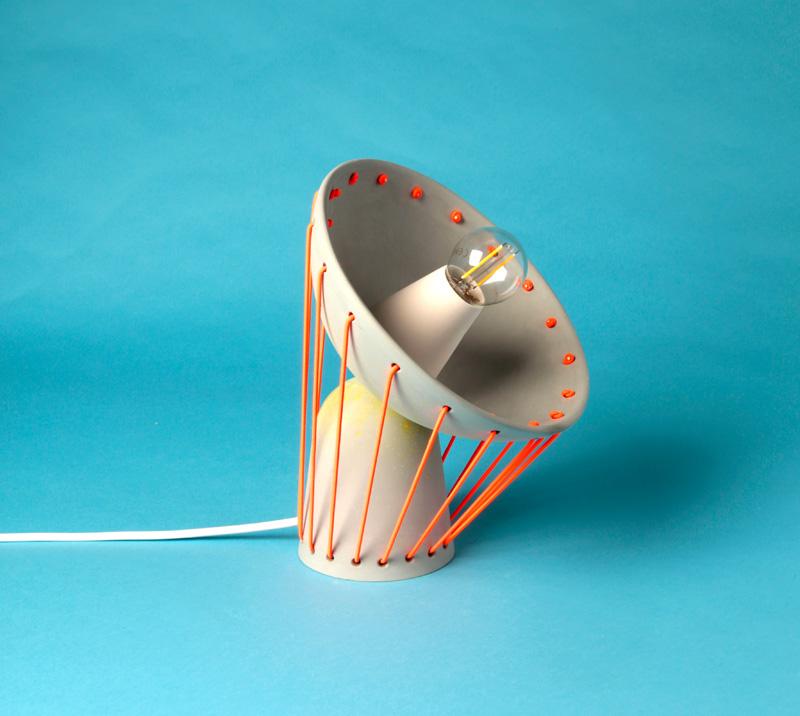 Elastic Lights By Marta Bordes