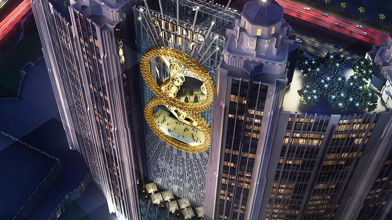 Golden Reel By Intamin Amusement Rides Int. Corp. And Studio City Macau