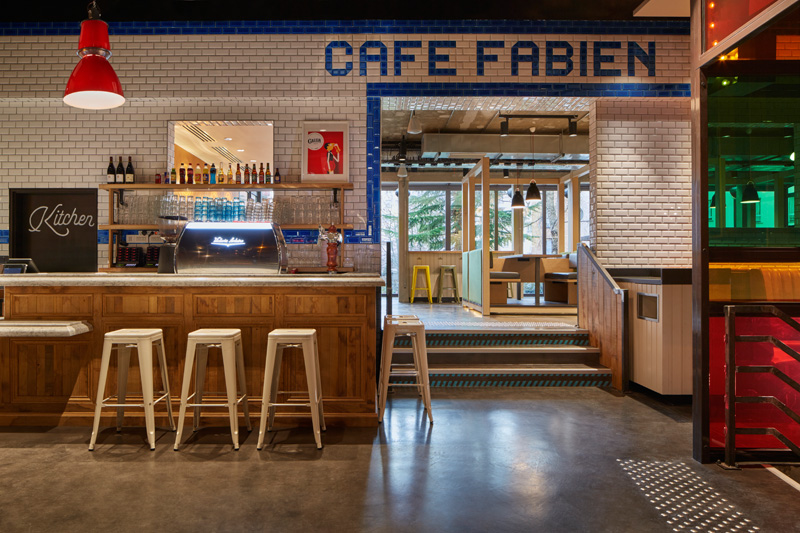 The Generator Hostel Paris By The Design Agency