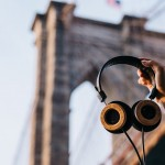 Headphones Made From A Tree In Brooklyn