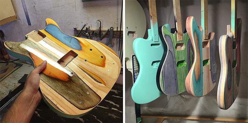 Prisma Guitars By Nick Pourfard