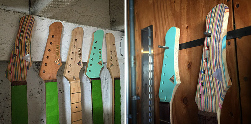 Prisma Guitars By Nick Pourfard