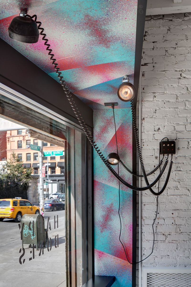 Happy Bones NYC By Ghislaine Viñas Interior Design And UM Project